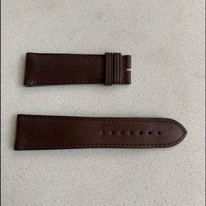 OMEGA Watch Leather belt